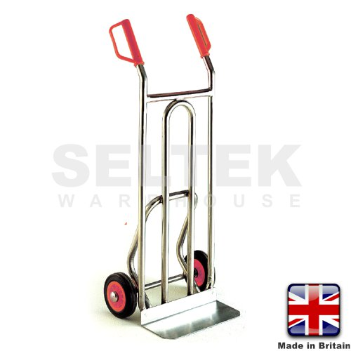 Stainless Steel Sack Trucks
