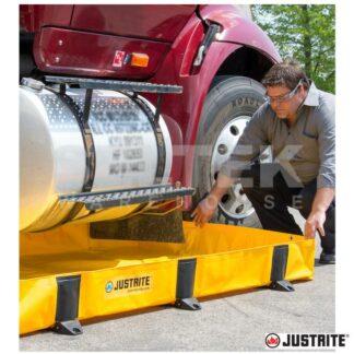 Justrite Rigid-Lock Quickberm Lite