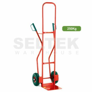 Very Tall High Back Sack Truck with Skids 250Kg