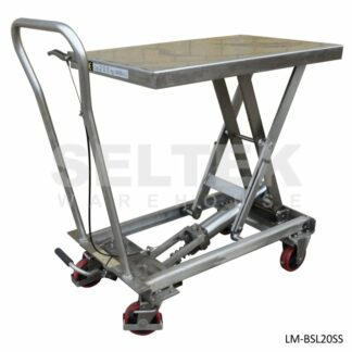 BSL-SS Stainless Steel Scissor Lifts 100-500Kg