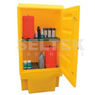 Cupboard with 1 Shelf & 250ltr Sump