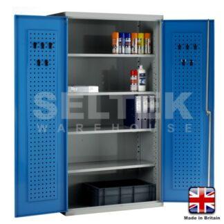 Double Door Cabinet - WxD: 1000x500mm