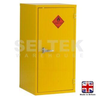 Steel Flammable Storage Cabinet - 915 x 457 x 457mm