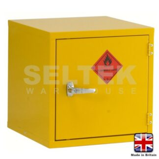 Steel Flammable Storage Cabinet - 457 x 457 x 457mm