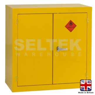Steel Flammable Storage Cabinet - 915 x 915 x 457mm