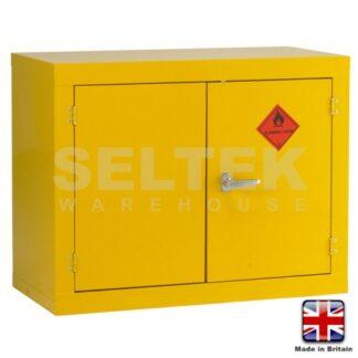 Steel Flammable Storage Cabinet - 900 x 1200 x 500mm