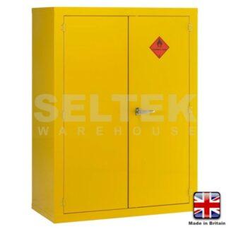 Steel Flammable Storage Cabinet - 1220 x 915 x 457mm