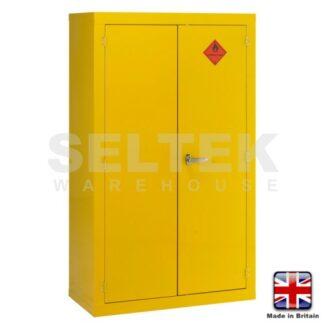 Steel Flammable Storage Cabinet - 1525 x 915 x 457mm
