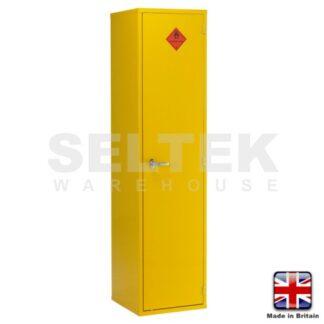Steel Flammable Storage Cabinet - 1830 x 457 x 457mm