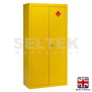 Steel Flammable Storage Cabinet - 1830 x 915 x 457mm