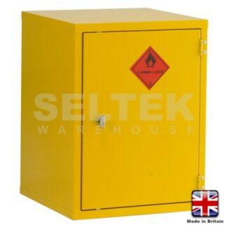 Steel Flammable Storage Cabinet - 610 x 457  x457mm