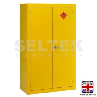 Steel Flammable Storage Cabinet - 1800 x 1200 x 500mm