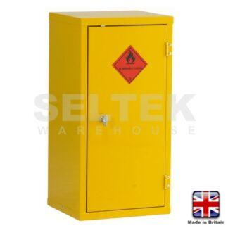 Steel Flammable Storage Cabinet - 712 x 355 x 305mm
