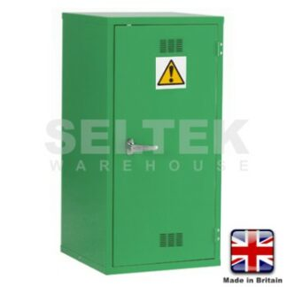 Steel Chemical/Pesticide Cabinet - 915 x 457  x457mm