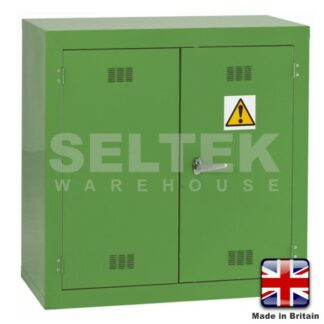 Steel Chemical/Pesticide Cabinet - 915 x 915 x 457mm