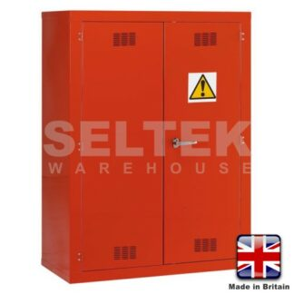 Steel Chemical/Pesticide Cabinet - 1220 x 915 x 457mm