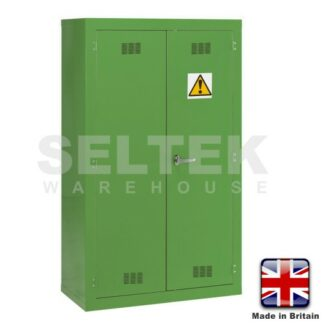 Steel Chemical/Pesticide Cabinet - 1525 x 915 x 457mm