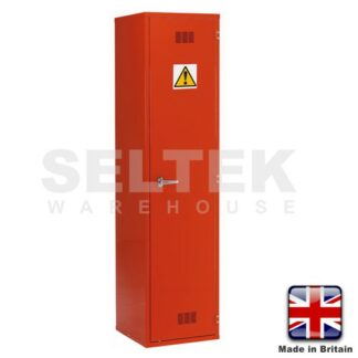 Steel Chemical/Pesticide Cabinet - 1830 x 457 x 457mm