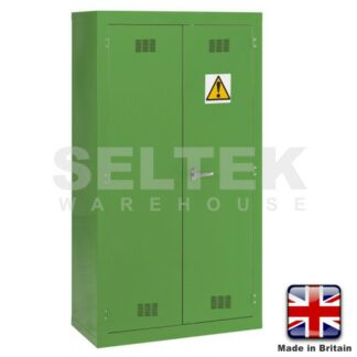 Steel Chemical/Pesticide Cabinet - 1830 x 915 x 457mm
