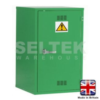 Steel Chemical/Pesticide Cabinet - 712 x 355 x 305mm