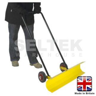 Push Along Snow Plough