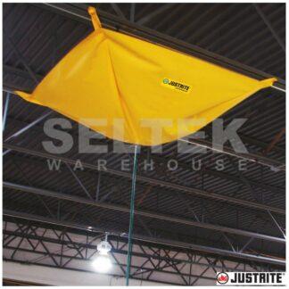 Justrite Ceiling Leak Diveters