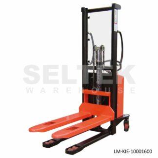 Semi Electric Pallet Stacker 1000Kg