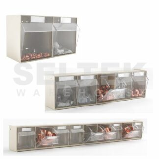 Clearbox Parts Storage Boxes