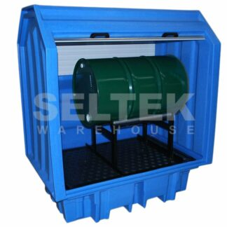 Spill Containment Pallet with Cradle