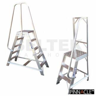 Pinnacle MS Machine Step