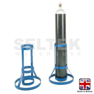 Single Cylinder Cylindrical Stand - 100mm to 180mm Diameter