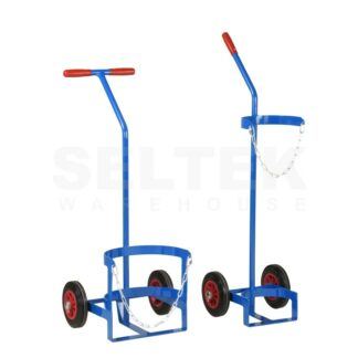 Cylinder Trolley - Bar Handle - 230 to 275mm Diameter