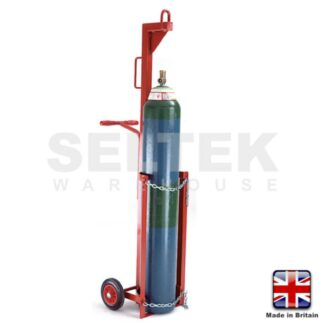 Lifting Trolley for Single Cylinder - 180 to 305mm Diameter
