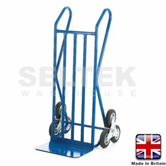 Stairclimber Sack Truck - Solid Fixed Toe