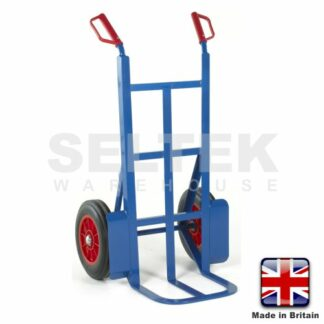 Heavy Duty Sack Truck with Solid Tyres 350Kg