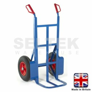 Heavy Duty Sack Truck with Pneumatic Tyres 350Kg