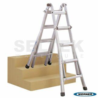 Werner MT Telescopic Multipurpose Ladder