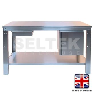 304 Stainless Workbench - Drawer