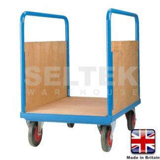 Long Load Truck - Plywood Sides - 500Kg