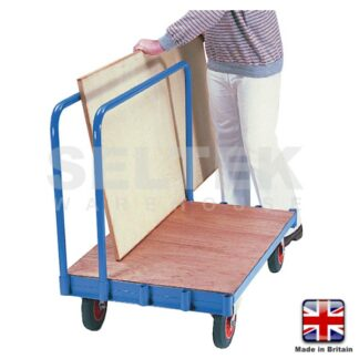 Plate Transport Truck with Removable Bars - 300Kg