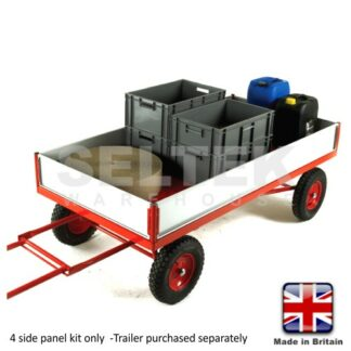 End and Sides KIT ONLY For Trader Trailers (MDF & Steel Only)
