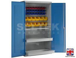Steel Cabinet System Tall Range