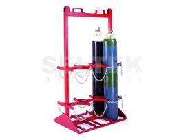 Cylinder Cradles & Pallets