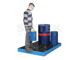 Sump Flooring System