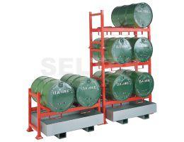 Drum Pallet Racking