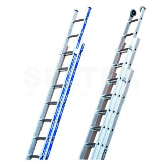 Platinum Pro Double and Triple Section Extension Ladder