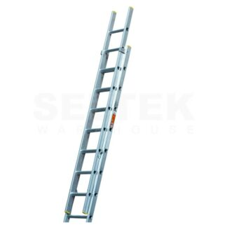 Professional Double Section Extension Ladder