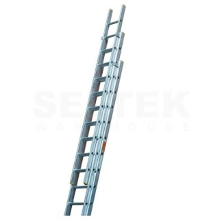Professional Triple Section Extension Ladder