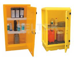 Plastic Cupboards with Sumps