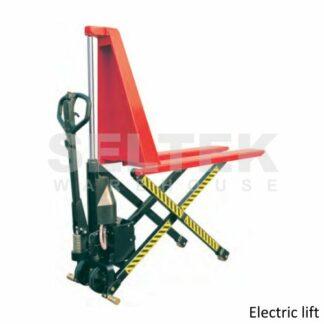High Lift Electric Pallet Truck
